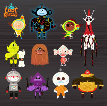 for loot rascals